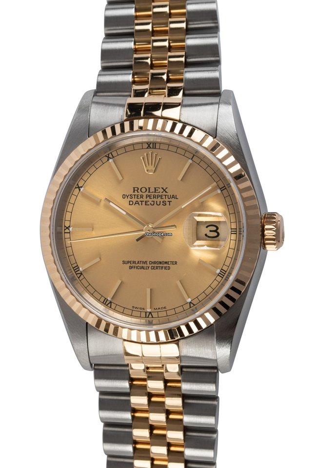 Rolex (ロレックス) Datejust 16233 2004 中古