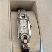 Jaeger-LeCoultre Ideale Steel 17mm Mother of pearl Arabic numerals