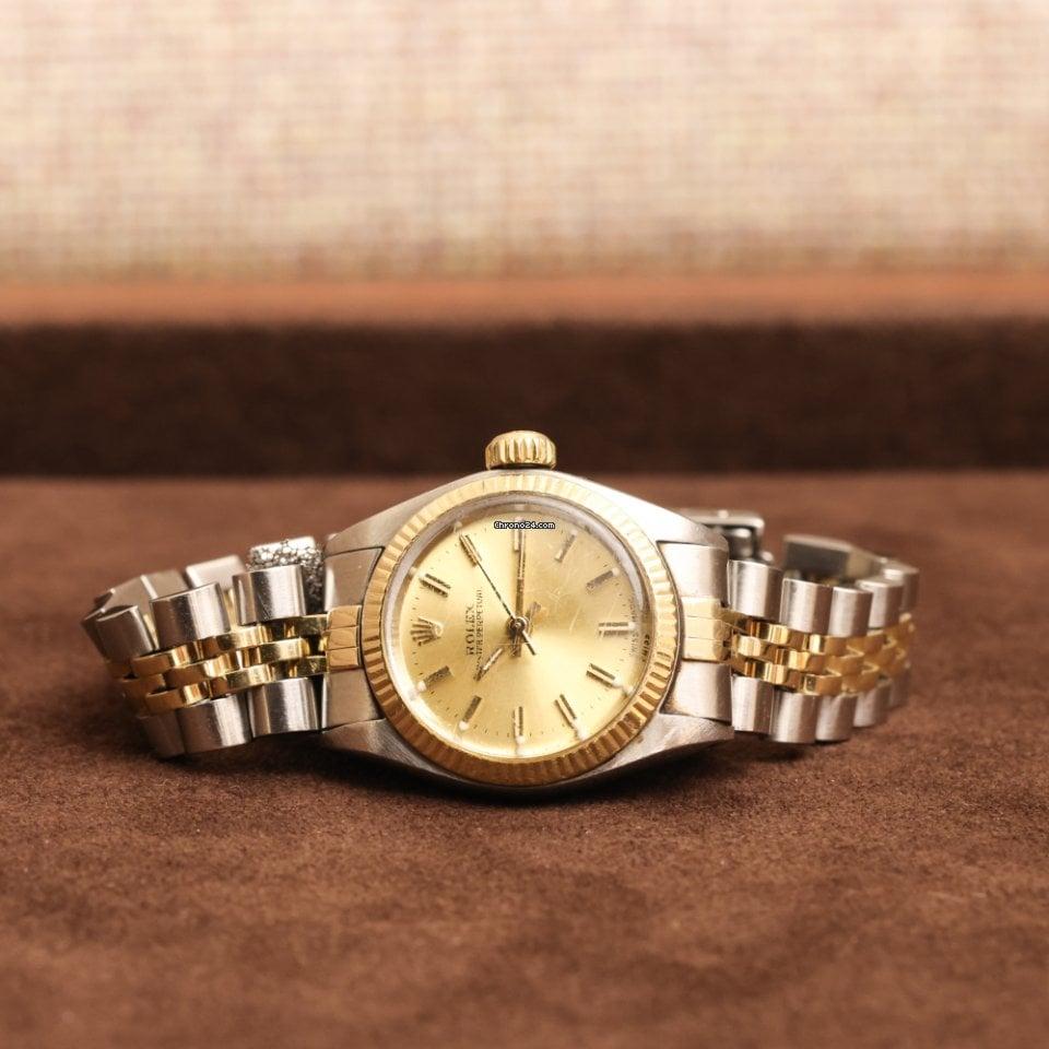 Rolex Oyster Perpetual 34 6719/34 1979 gebraucht