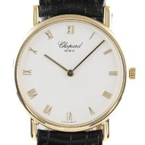 Chopard Classic Yellow gold 33.5mm White