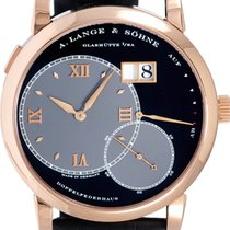 A. Lange & Söhne Rose gold 42mm Manual winding 115.031 pre-owned United Kingdom, London