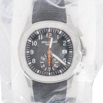Patek Philippe Aquanaut 5968A-001 Unworn Steel 42.2mm Automatic