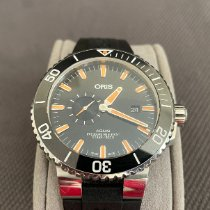 Oris Steel 45.5mm Automatic 01 743 7733 4159-07 4 24 64EB pre-owned