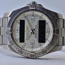 Breitling Aerospace Avantage Titanium 42mm White No numerals