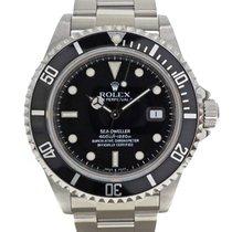 Rolex Sea-Dweller 4000 40mm Negro