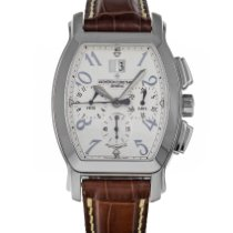 Vacheron Constantin Steel Automatic Silver Arabic numerals 36mm pre-owned Royal Eagle