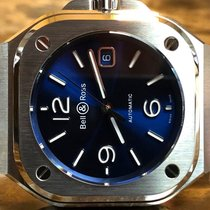 Bell & Ross BR 05 Steel 40mm Blue Arabic numerals United States of America, Pennsylvania, Philadelphia