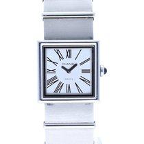 Chanel Mademoiselle Steel 22mm White