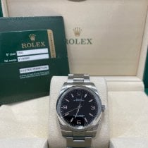 Rolex Oyster Perpetual 36 usados 36mm Rosa Acero
