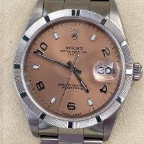 Rolex 15210 Acciaio 2002 Oyster Perpetual Date 34mm usato Italia, Sarnico
