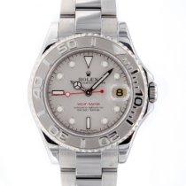 Rolex 168622 Staal 2009 Yacht-Master 35mm tweedehands