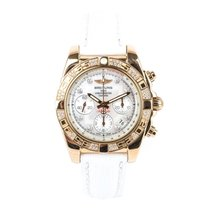 Breitling Chronomat HB0140AA/A723 Very good Rose gold 41mm Chronograph