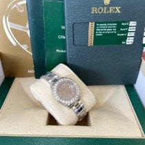 Rolex Lady-Datejust Steel 26mm Pink Roman numerals United States of America, New Jersey, Totowa