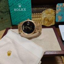 Rolex Or jaune Remontage automatique Sans chiffres occasion Day-Date 36