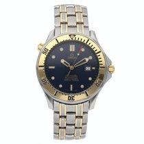 Omega Seamaster Diver 300 M Gold/Steel 41mm Blue No numerals United States of America, Pennsylvania, Bala Cynwyd