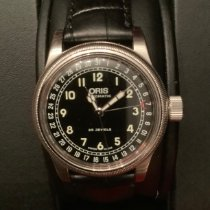 Oris Big Crown Pointer Date Steel 40mm United States of America, New Hampshire, Rochester