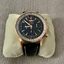 Breitling Navitimer 01 RB0127E6/BF16/760P Very good Rose gold 46mm Automatic