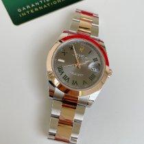 Rolex Datejust Rose gold 41mm Grey No numerals United States of America, Florida, Miami