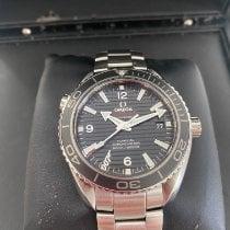 Omega Seamaster Planet Ocean Steel 42mm Black Arabic numerals Australia, Buderim