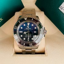 Rolex new Automatic 44mm Steel Sapphire crystal