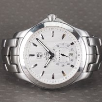 TAG Heuer Link Calibre 6 Stahl 39mm Silber