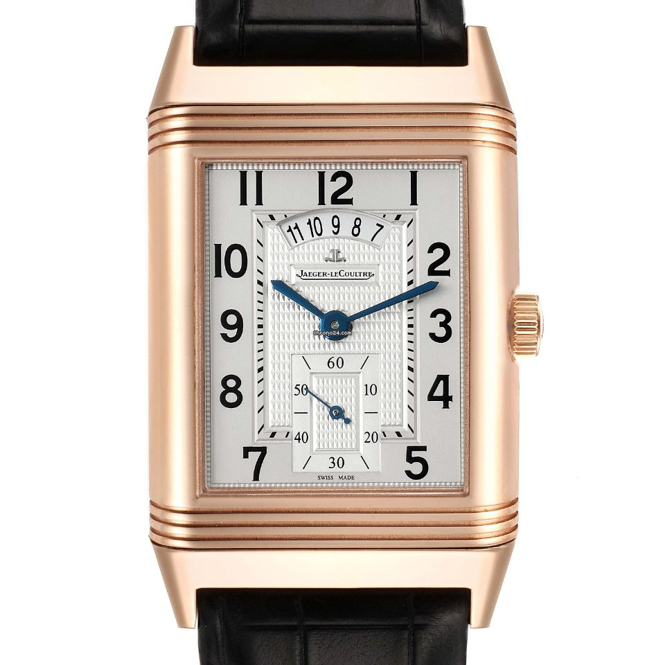 Jaeger-LeCoultre Grande Reverso Duo Q3742521 2014 pre-owned