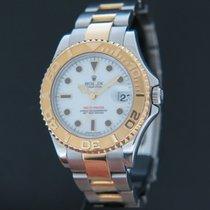 Rolex 168623 Goud/Staal 2013 Yacht-Master 36mm tweedehands Nederland, Maastricht
