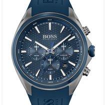 Hugo Boss Steel 46mm Quartz 1513856 new