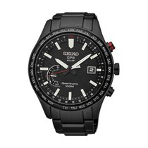 Seiko Sportura new Quartz Watch with original box and original papers SSF005J1
