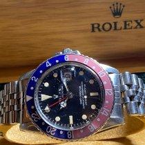Rolex GMT-Master 1675 İyi Çelik 40mm Otomatik Türkiye, istanbul