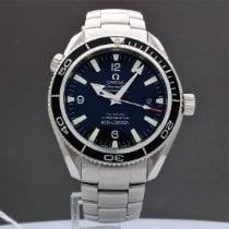 Omega Seamaster Planet Ocean Steel 42mm Black United States of America, New York, White Plains
