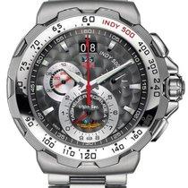TAG Heuer Formula 1 Quartz новые 2018 Кварцевые Хронограф Часы с оригинальными документами и коробкой CAH101B.BA0854
