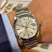 Rolex Oyster Precision Acciaio 34mm Argento Senza numeri Italia, Messina