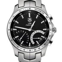 TAG Heuer Link Quartz new 2018 Quartz Chronograph Watch with original box and original papers CJF7110.BA0592