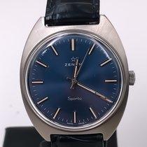 Zenith Sporto Steel 36mm Blue