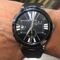 Ulysse Nardin Executive Dual Time 243-00-3/42 Unworn Steel 43mm Automatic