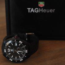 TAG Heuer Formula 1 Calibre 6 Stahl 41mm Schwarz