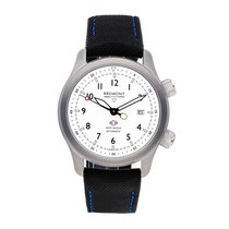 Bremont Steel 43mm Automatic MBII-SS-WH-C-O-P-07L United States of America, Pennsylvania, Bala Cynwyd