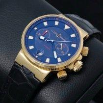 Ulysse Nardin Blue Seal Rose gold Blue