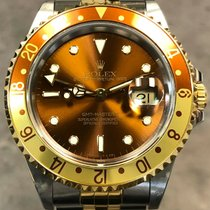 Rolex GMT-Master II pre-owned 40mm Brown GMT