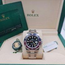 Rolex GMT-Master II Steel 40mm Black No numerals United Kingdom, Fareham
