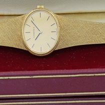 Longines Yellow gold Manual winding pre-owned
