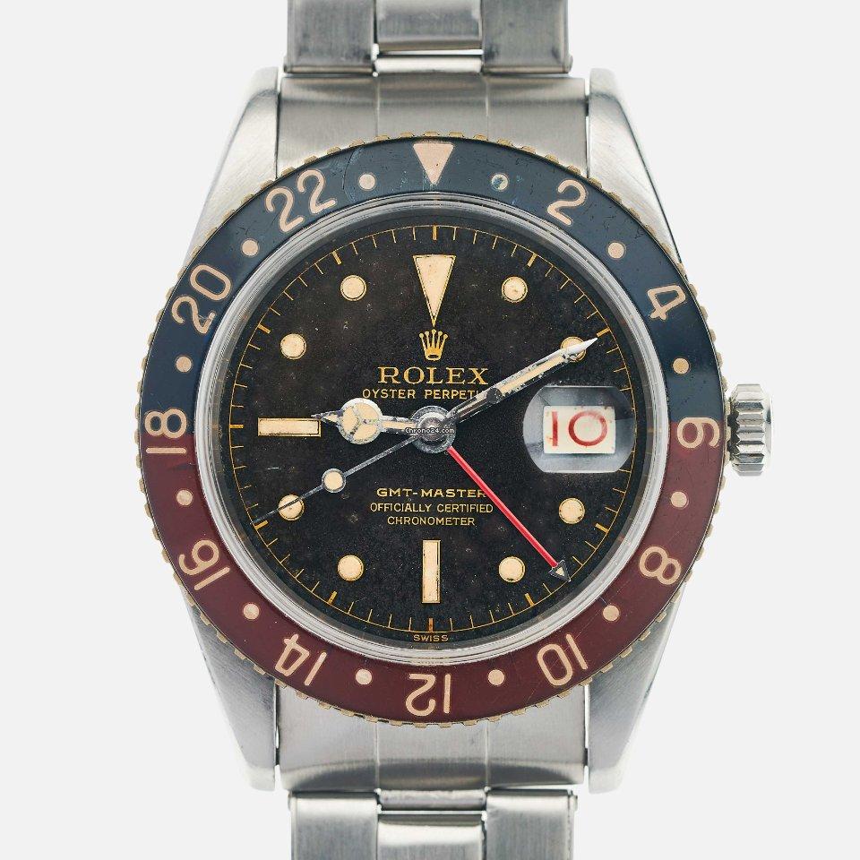Rolex GMT-Master 6542 1956 gebraucht