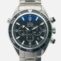 Omega Seamaster Planet Ocean Chronograph Steel 45.5mm United Kingdom, London