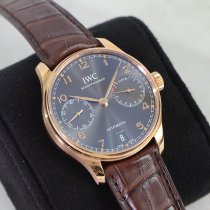 IWC Portuguese Automatic new 2015 Automatic Watch with original box and original papers IW500702