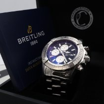 Breitling Super Avenger II new 2019 Automatic Chronograph Watch with original box
