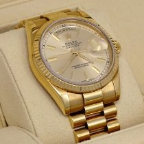Rolex Day-Date 36 Yellow gold 36mm Champagne United States of America, Florida, Aventura