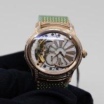 Audemars Piguet Millenary Ladies новые Механические Часы с оригинальными документами и коробкой 77247OR.ZZ.1272OR.01