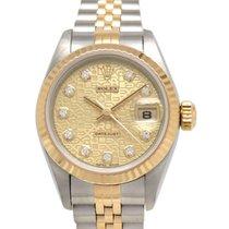 Rolex 69173G Or/Acier Lady-Datejust 26mm occasion