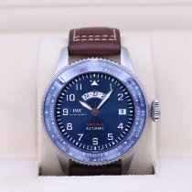 IWC Steel 46mm Blue United States of America, Tennesse, Nashville